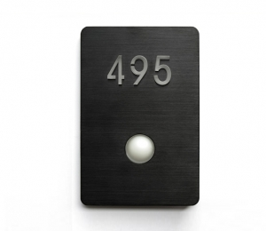 Led Doorbell Button Panel