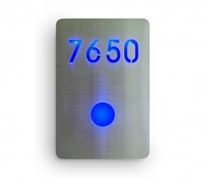 Led Room Number Sign
