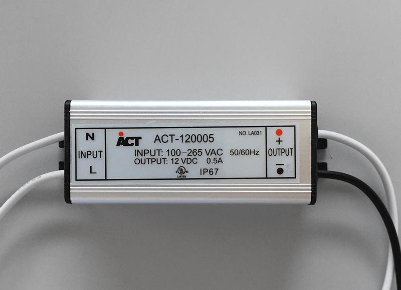 LED 12V Power Supply
