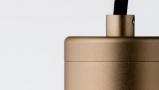 Purity LED Pendant – Brass