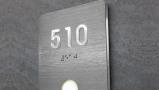 Led Room Numbers Lighted