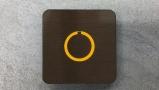Touch Doorbell Bronze